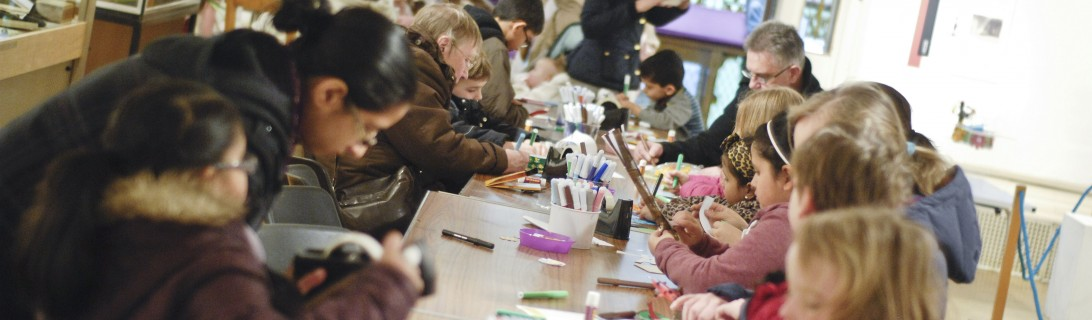 Get Crafty Session at Blackburn Museum
