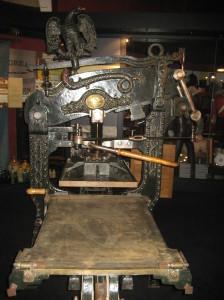 Columbian Printing Press 1