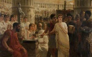 Diana or Christ Edwin Long