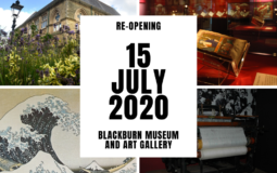 Book your visit to Blackburn Museum and Art Gallery