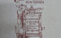 'New Gallery Opening 30 Aug 1894' by Anthea Purkis
