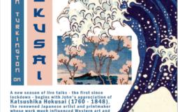 Hokusai in Blackburn: Friends of Blackburn Museum Monthly Talk