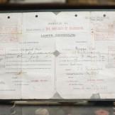 Labour Certificate