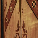 Cabinet inlay