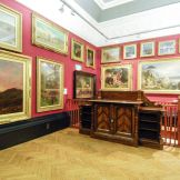 Victorian Gallery, photo Catherine Caton