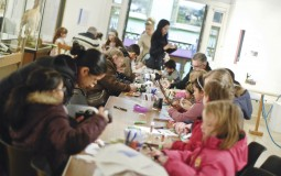 'Get Crafty' – FREE Easter holiday arts and crafts sessions