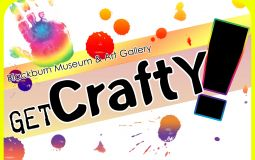 'Get Crafty' with our FREE Saturday art and craft sessions