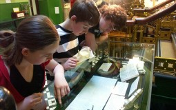 Learning at Blackburn Museum
