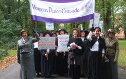 Women's Peace Crusade – Blackburn 1917