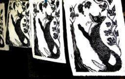 Printing Workshops with Julia Swarbrick