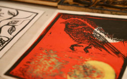 Julia Swarbrick: Printmaking with Bookbinding – Inspired by the Edward Hart Collection