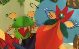 'Get Crafty' for British Science Week: Dinosaur and bird masks