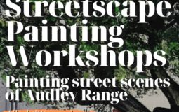 Streetscape Painting Workshops: Street Scenes of Audley Range