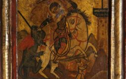 Happy St Georges Day! Saint George and the Dragon