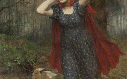 'Hetty Sorrel', by John Collier (1850–1934)
