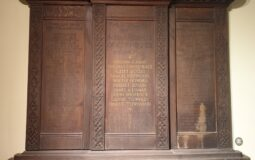 """""""Greenfield Mill War Memorial – in Remembrance"""" by Stephen Irwin"""