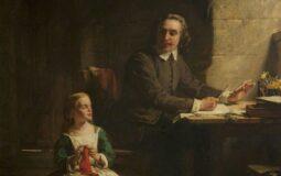 'John Bunyan in Bedford Prison' Alexander Johnston (1815–1891) by Anthea Purkis