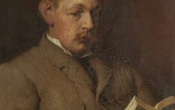 'Portrait of Thomas Boys Lewis', Hillary Coddington Lewis (1871-1936) by Blackburn Museum and Art Gallery