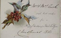 'Happy Christmas!' by Stephen Irwin